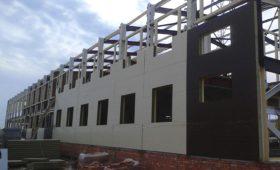 Строительство из сэндвич-панелей «РосГраница»