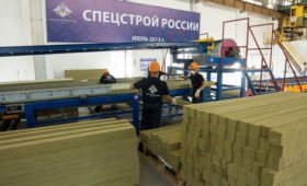 Строительство из сэндвич-панелей «Спецстрой России»